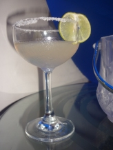 My night out is not complete without a glass of margarita!